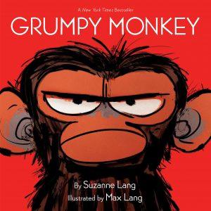 Grumpy Monkey cover