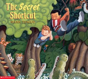 """Cover of the book """"The Secret Shortcut"""""""
